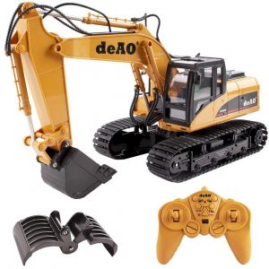 deAO RC Truck w/Extra Claw for Multi Players
