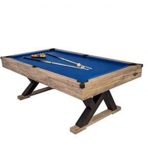 """American Legend Kirkwood 84"""" Billiard Table"""