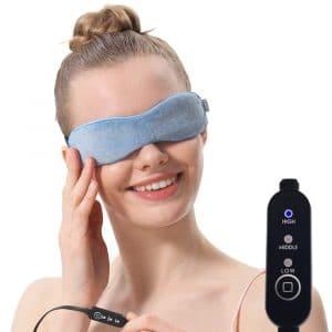 Aroma Season Moist Heated Eye Mask