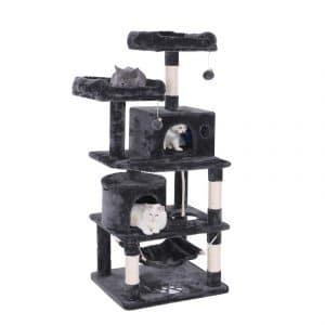 BEWISHOME Cat Tree Condo Furniture
