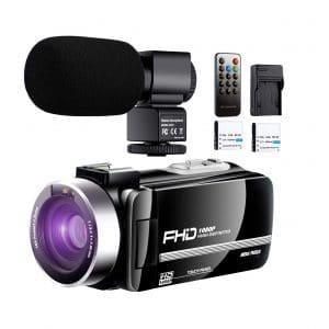Besungo Video Camera Ultra HD 1080P