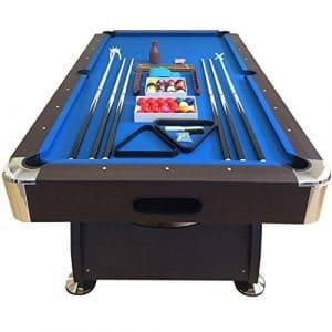 SIMBASHOPPING USA 8-Feet Pool Table