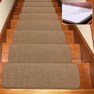 Seloom Stair Treads Non-Slip