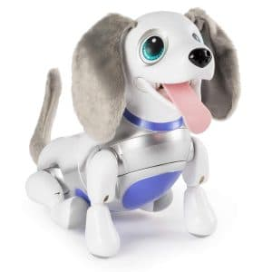 Zoomer Responsive Robotic pup with Voice Recognition
