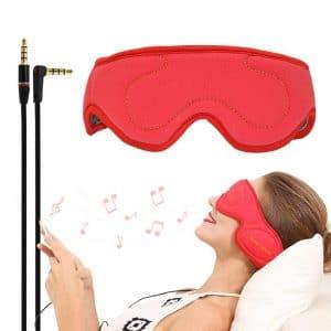 ACOTOP Sleep Headphones Eye Mask