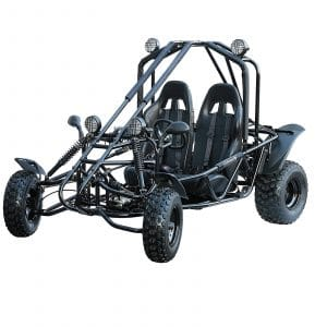 Coleman Powersports Gas Powered Off-Road Go Kart