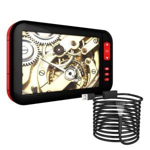 Malife 4.3-Inch 1080P HD LCD Waterproof Inspection Camera