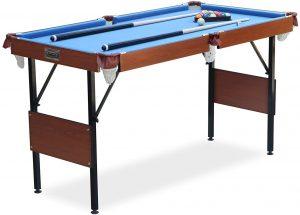 Rack Pool Tables Vega Folding 5.5-Ft Pool Table