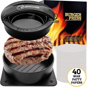 Mountain Grillers Burger Press