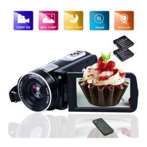 SEREE Camcorder Digital Camera