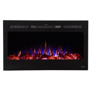 Touchstone Fireplace 36-Inch Electric Wall Panel Heater