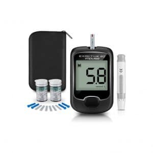 AKBQ Blood Sugar Monitor Meter