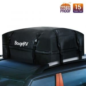 BougeRV Rooftop Cargo Carrier Bag