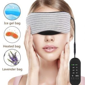 Esonmus Heated Eye Mask