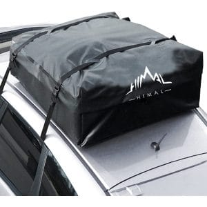 Himal 15 Cubic Feet Car Rooftop Cargo Carrier