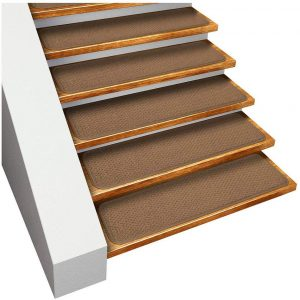 House, Home and More 15 Skid-Resistant Stair Treads