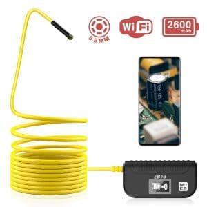 Mica Wireless Endoscope 2.0MP HD Inspection Camera