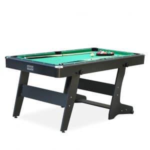 Rack Drogon 5.5-Foot Folding Pool Table