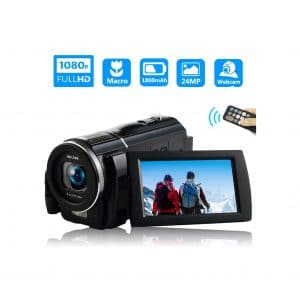 Top 10 Best Cheap Video Cameras In 2020 Reviews Guide