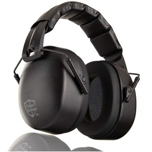 ClearArmor 2-Pack Safety Earmuff for Shooting