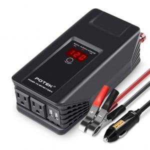 POTEK 750W Power Inverter for Car
