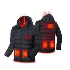 COZIHOMA Heated Jacket