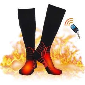 Dr.wam Wireless Heated Socks
