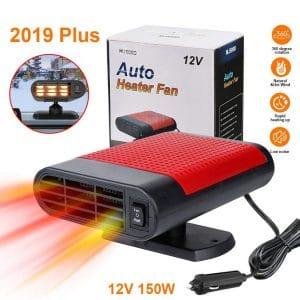 LAVIZO Portable Car Heater 150W Fast Heating