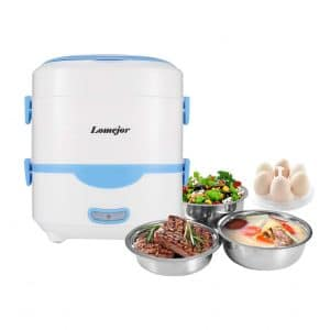 Lomejor Self Cooking Electric Lunch Box