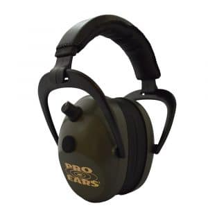 Pro Ears Gold II Shooting Earmuffs