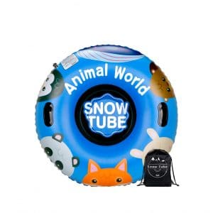 XGEAR 47-Inch Inflatable Snow Tube