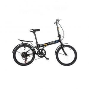 Ziloco 20 Inches Tensile Steel Folding Bike