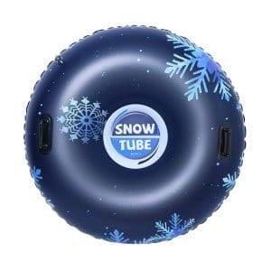 BAYKA Snow Inflatable 47-Inches Snow Tube