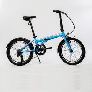 EuroMini ZiZZO Via 20-inches Folding Bike