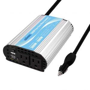 GIANDEL 300W Pure Shine Car Power Inverter