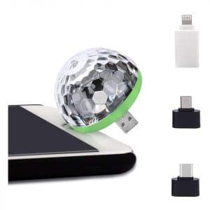 Ytuomzi USB Party Lights