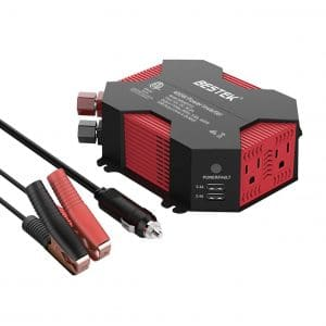 BESTEK 400W/500W Power Inverter for Car