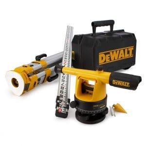 DEWALT 20X Builder's Level Survey