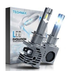 TECHMAX H11 LED Headlight Bulbs for Car