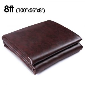 Boshen 7/8/9FT Heavy Duty Fitted Pool Table Cover