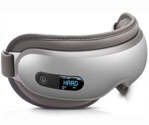 Breo iSee16 Eye Massager Cordless Eye Compress Mask with Air Pressure, Vibration, Heating for Dry Eye Relax Eyesight Care Eyestrain Stress Relief