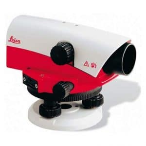 Leica Automatic Optical Level Survey