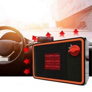 MRCARTOOL Portable Car Heater 24V 350W