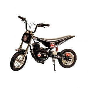 Burromax Black TT250 Electric Motorcycle for Kids