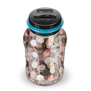 LefreeDigital Coin Counter