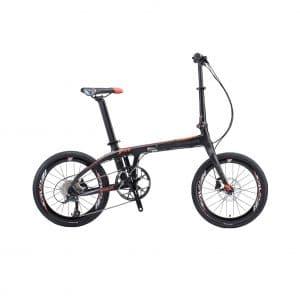 SAVADECK Folding Bike 20 Inches Carbon Fiber Folding Bike