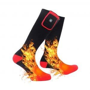Sky Fox Men Women Heated Socks