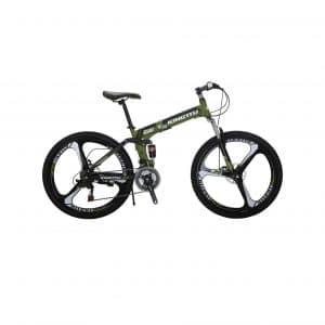 Kingttu EURG6 Mountain Folding Bike
