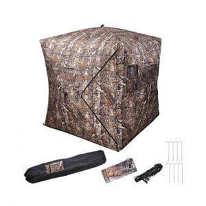 AW Pro 150D Polyester Hunting Blind