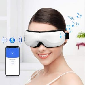 Bromose Wireless Foldable Rechargeable Eye Massager